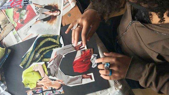 Online: Fashion Illustration Workshop (ages 9-18)