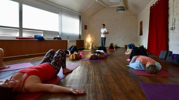 Yoga Workshop with Duncan Hulin