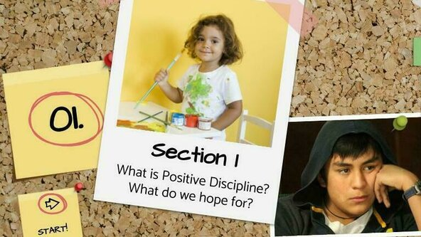 Parenting using Positive Discipline, Mixed Age Class - 6 Week Course