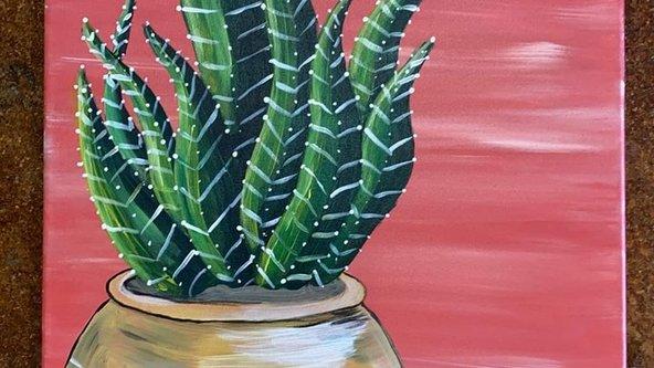 Succulent Series - 1 of 3