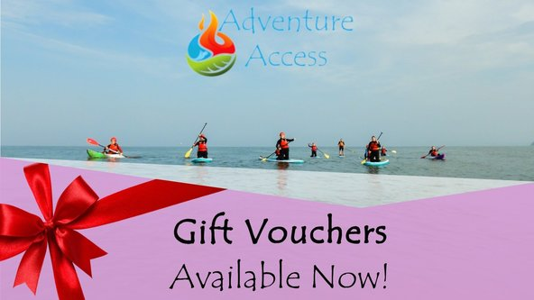 Adventure Access Gift Vouchers