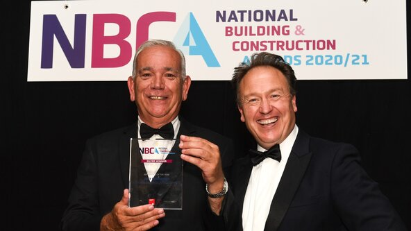 156 - National Building and Construction Awards 2021