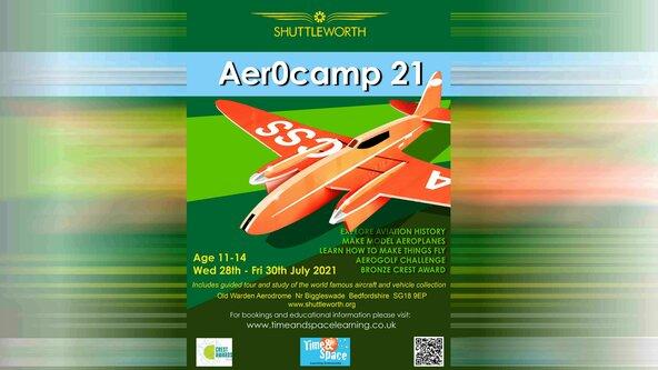 Aer0camp at Shuttleworth