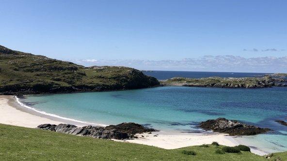 Luxury Hebridean Wild Swim Weekend