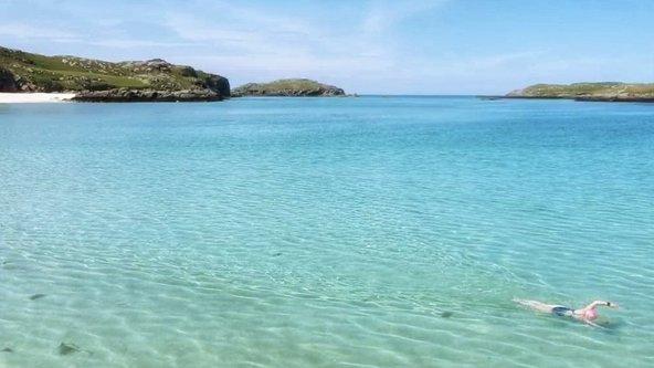 4 NIGHT Hebridean Adventure Swim Break (REFUND GUARANTEE)
