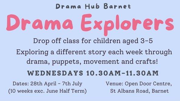 Drama Explorers