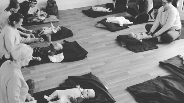 The business of teaching pre & postnatal yoga, including effective online teaching