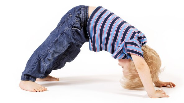 Toddler & Family yoga Tuesday 10am-10.45am (in-person)