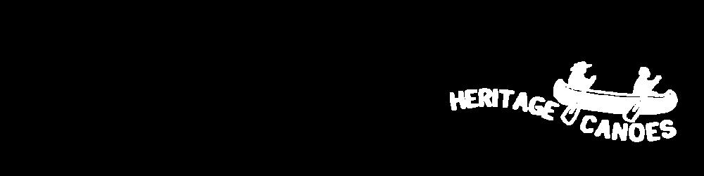 Heritage canoes logo white smal 04