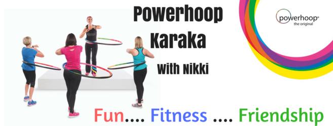Powerhoop karaka