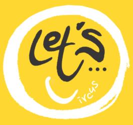 Lets circus logo