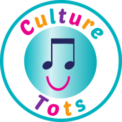 Culture tots logo large with narrow border   for banner