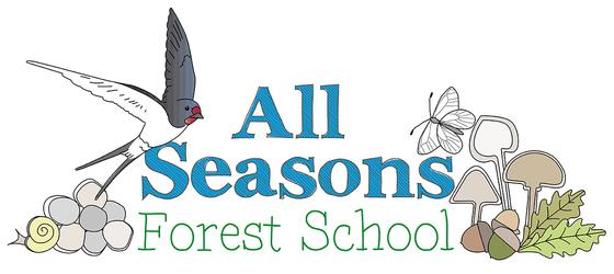 Forest school logo  no background  web
