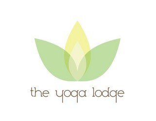 Yoga lodge logo