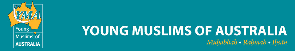 Young muslims of australia banner
