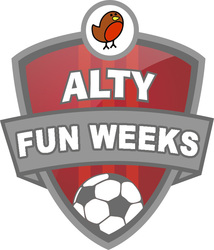 Alty fun week logo
