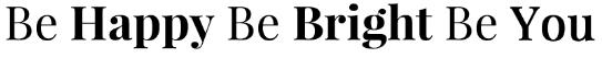 New bhbbby logo